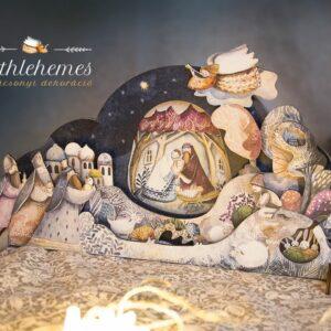 Bethlehemes jelenet